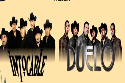 Intocable Tour In Texas